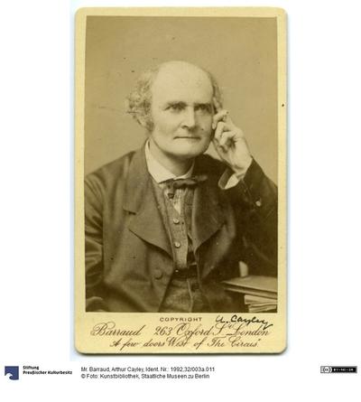 Arthur Cayley