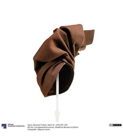 Brauner Turban