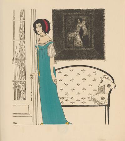 Les Robes de Paul Poiret: Tafel 4