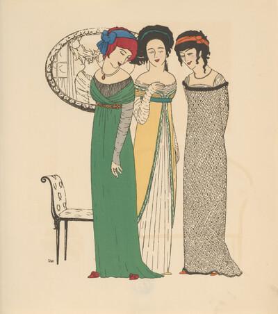 Les Robes de Paul Poiret: Tafel 5