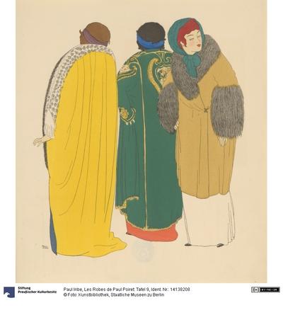 Les Robes de Paul Poiret: Tafel 9