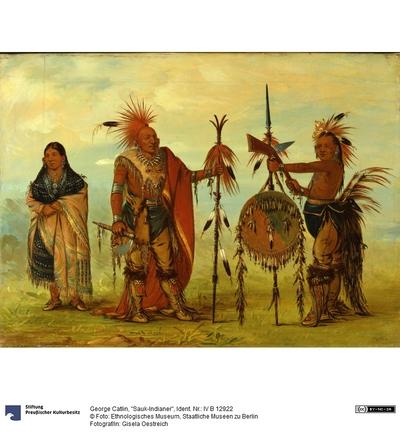 """""""Sauk-Indianer"""""""