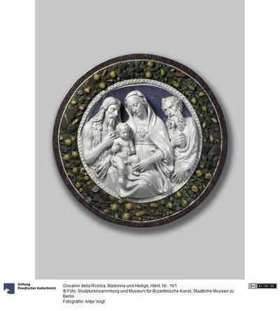 Madonna und Heilige