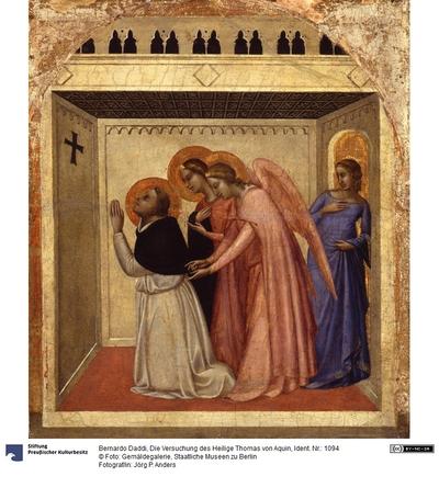 Die Engelsgürtung des hl. Thomas von Aquin