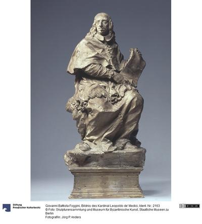 Bildnis des Kardinal Leopoldo de' Medici