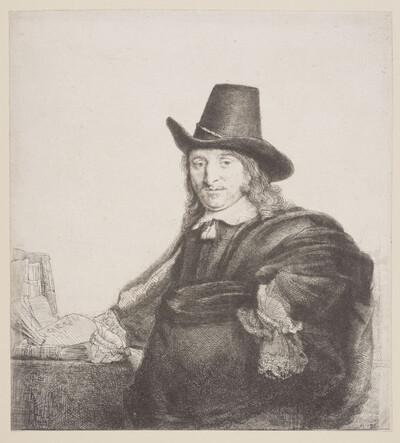 Porträt des Jan Asselyn