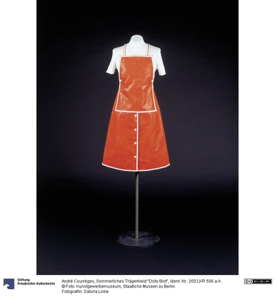 """Image from object titled Sommerliches Trägerkleid """"Dolly Bird"""""""