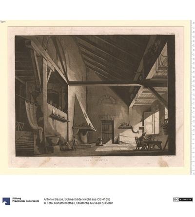 Bühnenbilder (wohl aus OS 4165)