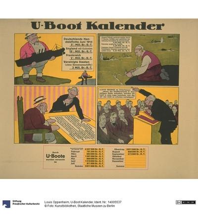 U-Boot Kalender