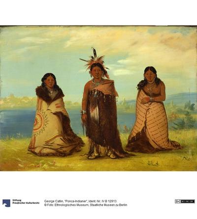 """Ponca-Indianer"""