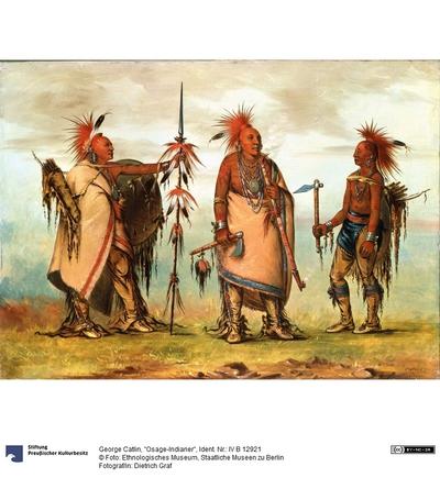 """""""Osage-Indianer"""""""