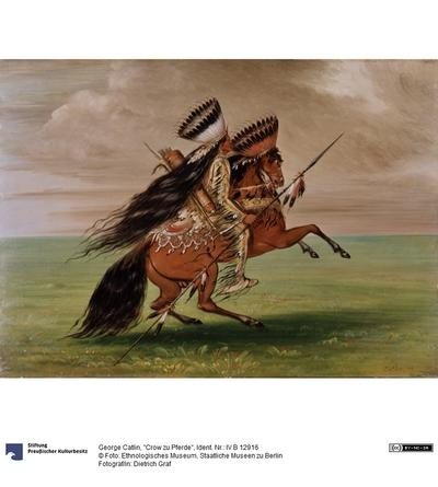 """""""Crow zu Pferde"""""""