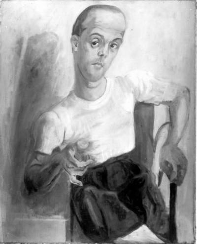 Fiatal férfi portréja