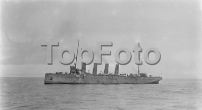 Image from object titled French Battleship ' Chateau Renault '