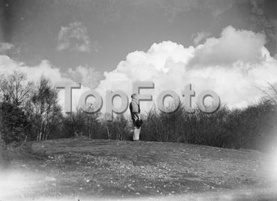 Beacon Top . Ide Hill 1935 .