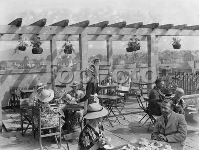 Image from object titled Hinds Restaurant, Eltham . 1936