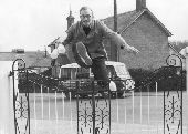 A leap ahead with his milk round thats Ralph Thomas 1963