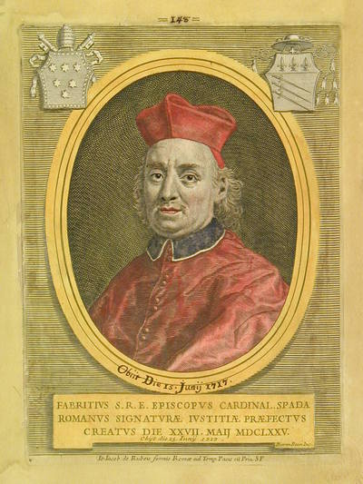 Card. Fabrizio Spada 1675