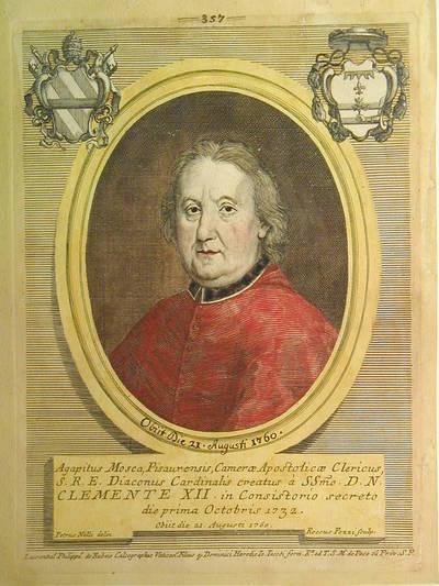 Card. Agapito Mosca 1732