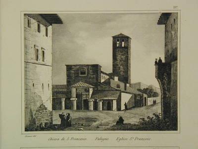 Chiesa di s. Francesco a Foligno
