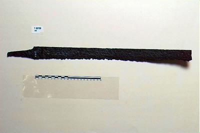 Image from object titled Brudstykke/sverd
