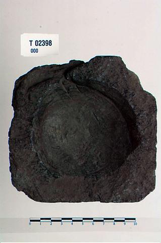 Image from object titled Bunden/kjedel
