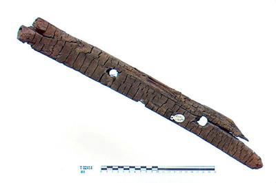 Image from object titled båtkne/stykke
