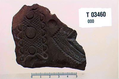 Image from object titled brudstk/støbeform
