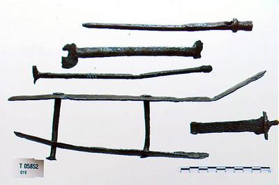 Image from object titled diverse gjenstander
