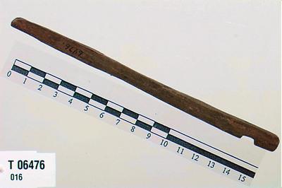 Image from object titled Stav til kar
