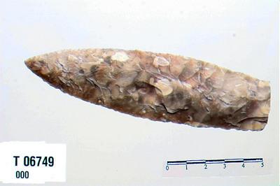 Image from object titled Spydspids eller dolk