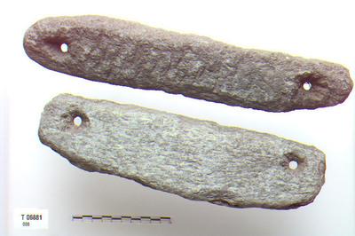 Image from object titled vævstene