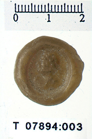 Image from object titled avstøpning