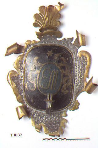 Image from object titled Væglampet