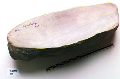 Image from object titled Slibesten