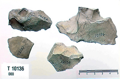 Image from object titled flint