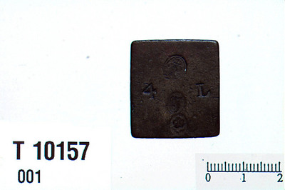 Image from object titled vægtlod