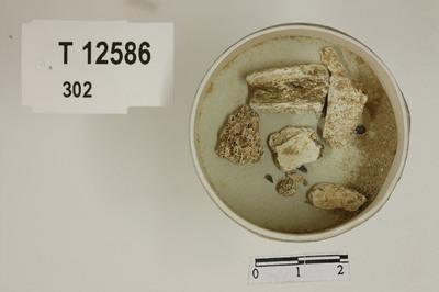 Image from object titled brændte ben