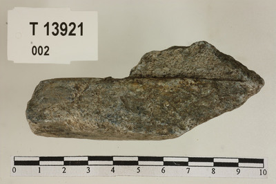 Image from object titled Kleberstein fragment