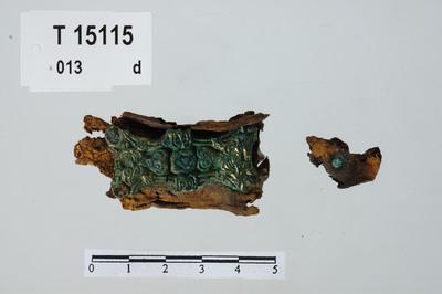 Image from object titled Hesteselebeslag