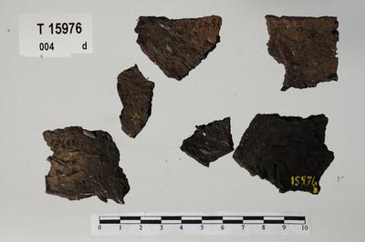 Image from object titled brott/leirkar