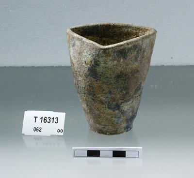 Image from object titled smeltedigel