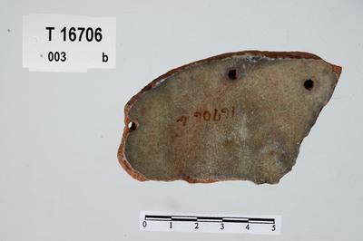 Image from object titled Bruddstk. av bunnen/fat