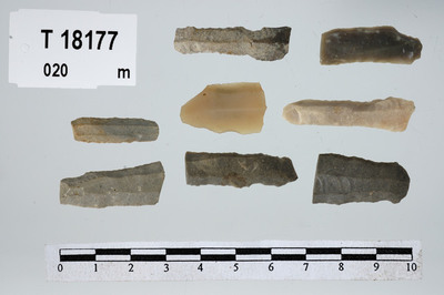 Image from object titled flekkeskrapere