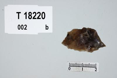 Image from object titled flintspån