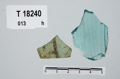 Image from object titled glass