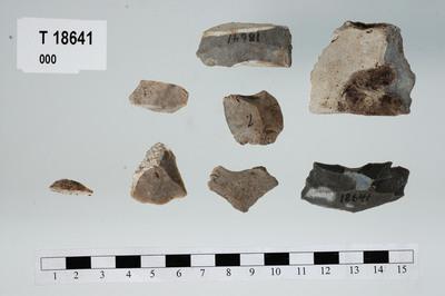 Image from object titled spalte- og avfallsstykker