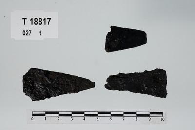 Image from object titled høvelblad