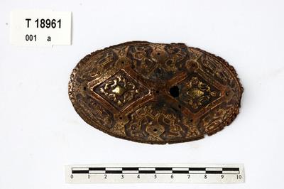 Image from object titled skålspenne