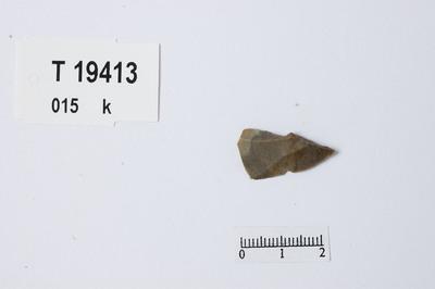 Image from object titled Lansettmikrolitt
